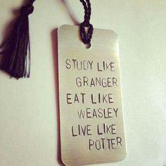 Harry Potter Motivation Bookmark