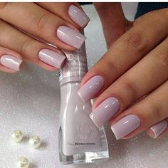 Esmalte - Lágrima de unicórnio da @dailuscolor / By @fabyane.oliveira Elegant Nails, Stylish Nails, Trendy Nails, Cute Nails, Perfect Nails, Gorgeous Nails, Stiletto Nails, Glitter Nails, Hair And Nails