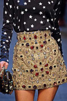 D&G skirt~detail♪ƸӜƷ❣  ♛♪  #Sg33¡¡¡  ✿ ❀¸¸¸.•*´¯`