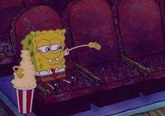 Elliot at the cinema