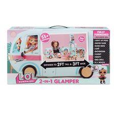 LOL surprise 2 en 1 glamper véhicule Camper Playset 2019 New Camper, Zapf Creation, Online Shops, Doll Stands, Doll Eyes, Lol Dolls, Jouer, Doll Accessories, 2 In