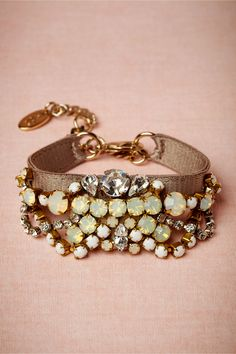 Phosphorescence Bracelet in Bridal Party & Guests Bridesmaids at BHLDN