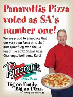 Panarottis Pizza & Pasta - Google+  Winning chefs producing #winnning pizzas