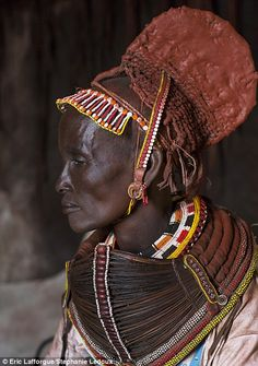 Son: The doko worn by this Rendille woman indicates that her eldest child is a…