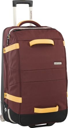 Burton Wheelie Double Deck Travel Bag Crimson