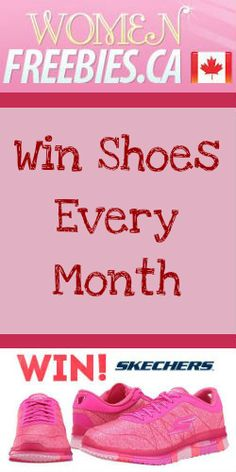 Enter #WomenFreebies Shoesday Giveaway to #win free #shoes every month!
