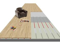 Doorbraak in vloerverwarming voor renovatieprojecten - Vloerverwarming - Livios