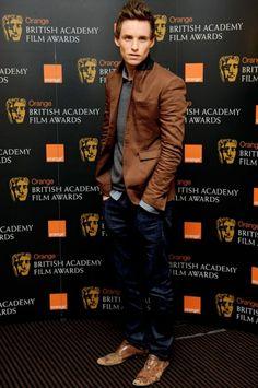 Photos: The 2012 International Best-Dressed List | Style | Vanity Fair; Eddie Redmayne in Burberry.