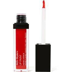 Liquid Lip Paint - City Slicker ($8) found on Polyvore
