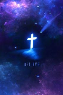 Believe before it is to late Christ did it for you if you live in this world it means you my friend