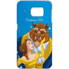 Disney Beauty And The Beast Disney Beauty &Amp; The Beast Personalised... (57.250 COP) ❤ liked on Polyvore featuring accessories and tech accessories