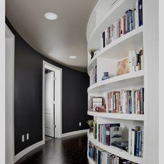 Dress up a hallway