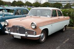 1960 Ford Zephyr | At Auckland , NZ .