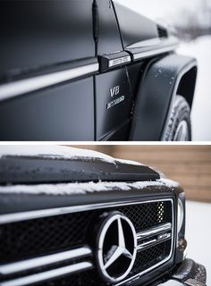 With guns blazin'. The Mercedes-AMG G 63. Via AMG Driving Academy. [Mercedes-AMG GT S | combined fuel consumption 13.8 l/100km | combined CO2 emission 322 g/km | http://mb4.me/efficiency_statement]