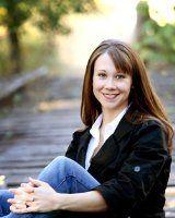 Eyvonna Rains, author of the lovely children's books, Sleep, My Child and Wanderer.