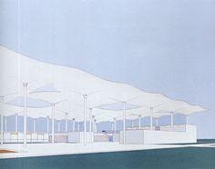 Hospital en Corrientes. 1948-1953   Arq. Amancio Williams