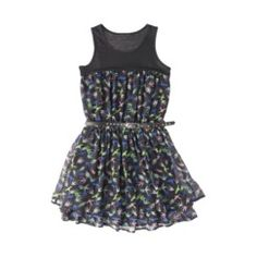 D-Signed Girls  Tunic Dress Black Quick Information