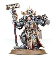 New Grey Knights Grand Master Warhammer 40000, Warhammer Age Of Sigmar, Warhammer 40k Figures, Warhammer 40k Miniatures, Warhammer Paint, Space Marine, Grey Knights, Deathwatch, Fantasy Model