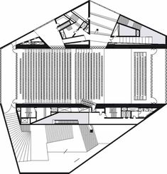 Rem Koolhaas, Philippe Ruault, OMA - Office of Metropolitan Architecture · Casa Da Música · Divisare