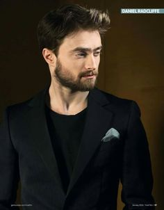 r Daniel Radcliffe Daniel Radcliffe Harry Potter, Harry Potter Cast, Johnny Depp, Boy Photography Poses, Drarry, Dramione, Celebrity Hairstyles, Best Actor, My Idol