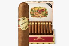 An expensive cigar doesn't always mean that it tastes better. The truth is that you can find great cigars at any price point. Here's 10 good cheap cigars. Cheap Cigars, Premium Cigars, Good Cigars, Good And Cheap, Stuffed Peppers, Stuffed Pepper
