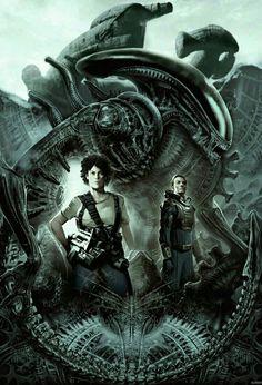 Alien / Prometheus