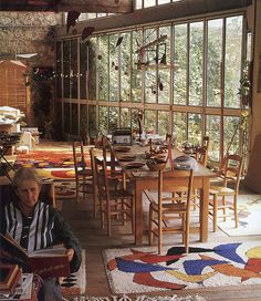 From the book Calder at home. Must get a copy.