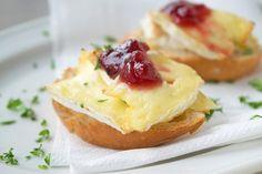Camembert-Toast