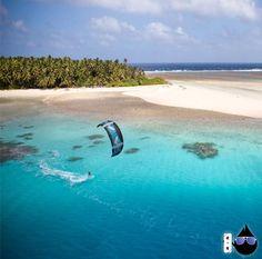 Kiteboarding in Micronesia | Jody MacDonald Photography