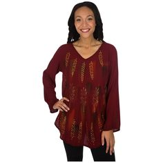 Blazing Trails Long Sleeve Tunic : The Animal Rescue Site
