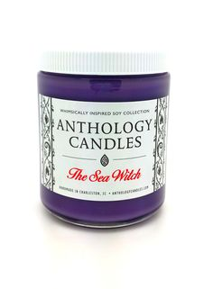 The Sea Witch Candle