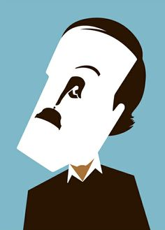 Noma Bar – John Cleese as Basil Fawlty Space Illustration, Graphic Design Illustration, Graphic Art, Illustration Editorial, Graphic Posters, Noma Bar, Negative Space Art, Bar Image, Retro Advertising