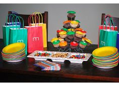 m birthday party ideas - Google Search