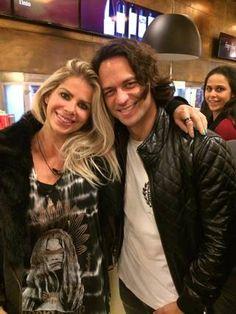 Karina Bacchi e Daniel Satti (Camila Novo)