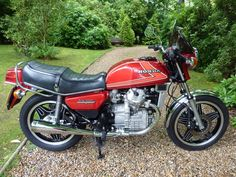 1983 Honda CX500 bought from a Honda dealer that was closing up still in the crate 4 years after production stopped took three days to assemble but was the best 300 bucks I ever spent