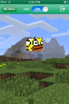 Flappy Bird Minecraft Skin