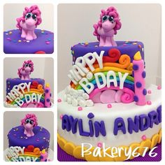 My little pony cake  Bakery 676