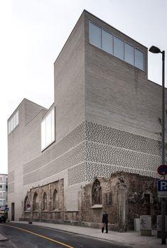 — Peter Zumthor, Kolumba Museum, Cologne, 2007 ...