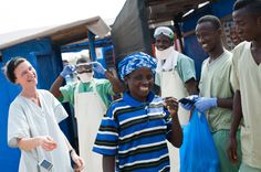 Ebola: Initial results with experimental drug show positive effect for some patients