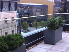 Balcony Garden Planters