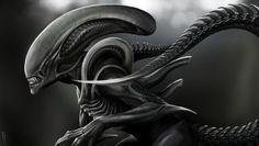 Alien by TatianaMakeeva