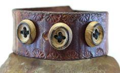 Bijoux faits à la main unique de la bracelet par suenodesigns