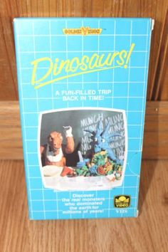 Dinosaurs - A Fun-Filled Trip Back in Time! [VHS]