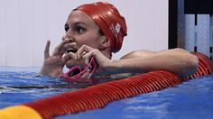 Jazz Carlin claims silver for Britain as Katie Ledecky wins 400m freestyle