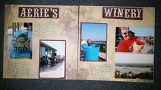 Aerie's Winery - Scrapbook.com