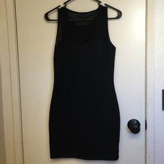 Selling this Black girlfriend dress in my Poshmark closet! My username is: beautybyashly. #shopmycloset #poshmark #fashion #shopping #style #forsale #Forever 21 #Dresses