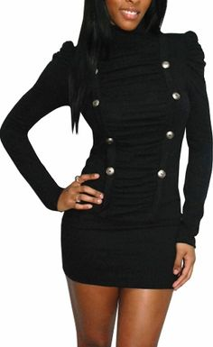 Overdo It (Black)-Great Glam is the web's top online shop for trendy clubbin styles, fashionable party dress and bar wear, super hot clubbing clothing, stylish going out shirt, partying clothes, super cute and sexy club fashions, halter and tube tops, bel