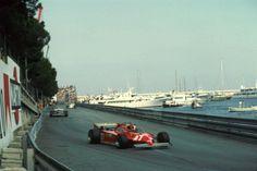 Gilles Villeneuve - #Ferrari 126CK - Monaco #F1 Grand Prix 1981 #Formula1 © Scuderia Ferrari
