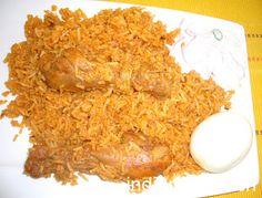 INDIAN FOOD: Ambur chicken biryani