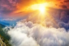 Soaring Between Heaven and Earth